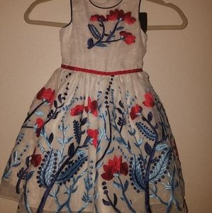 Girls size 3t Pippa and Julie Dress